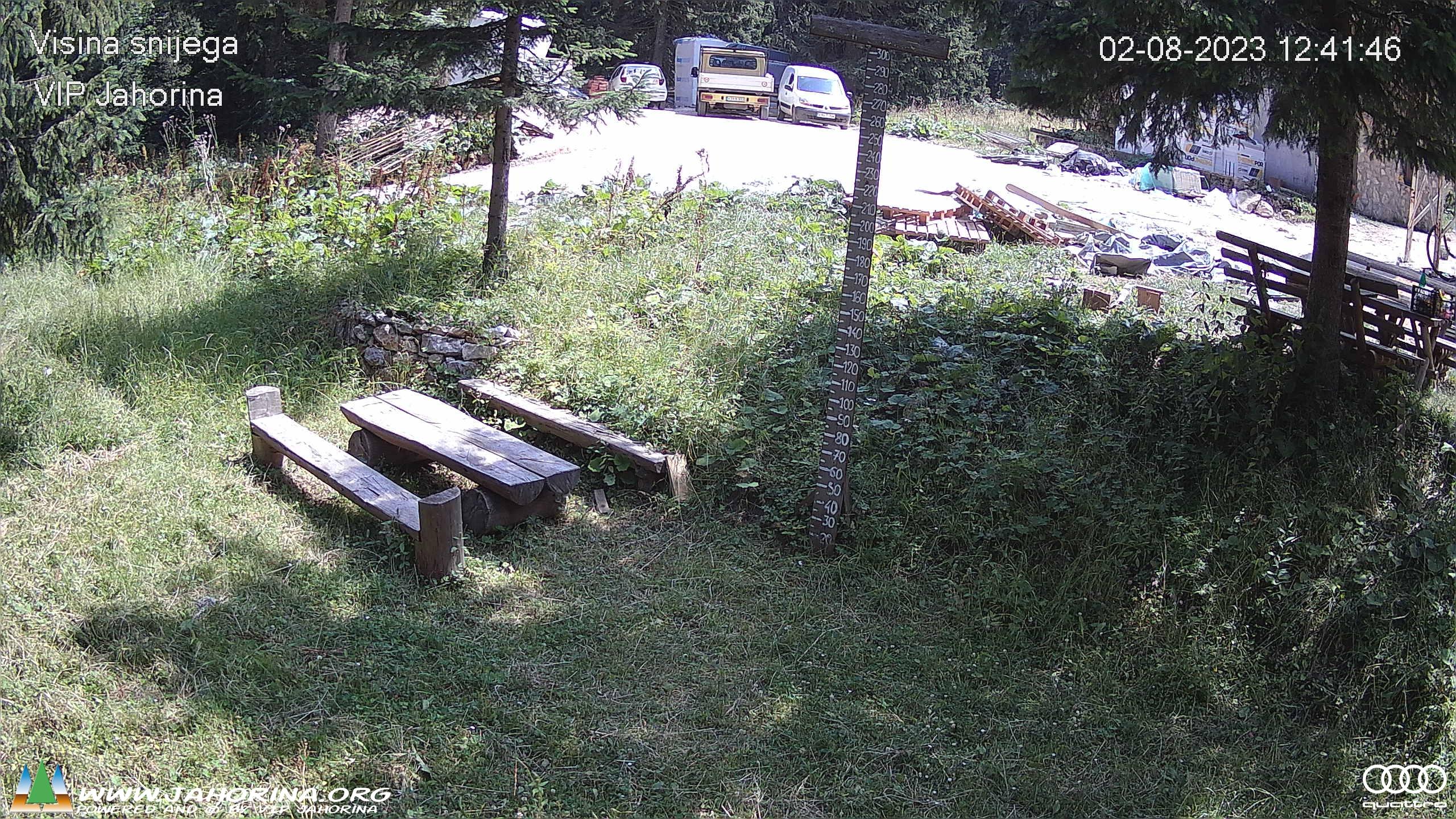 Webcam Jahorina visina snijega