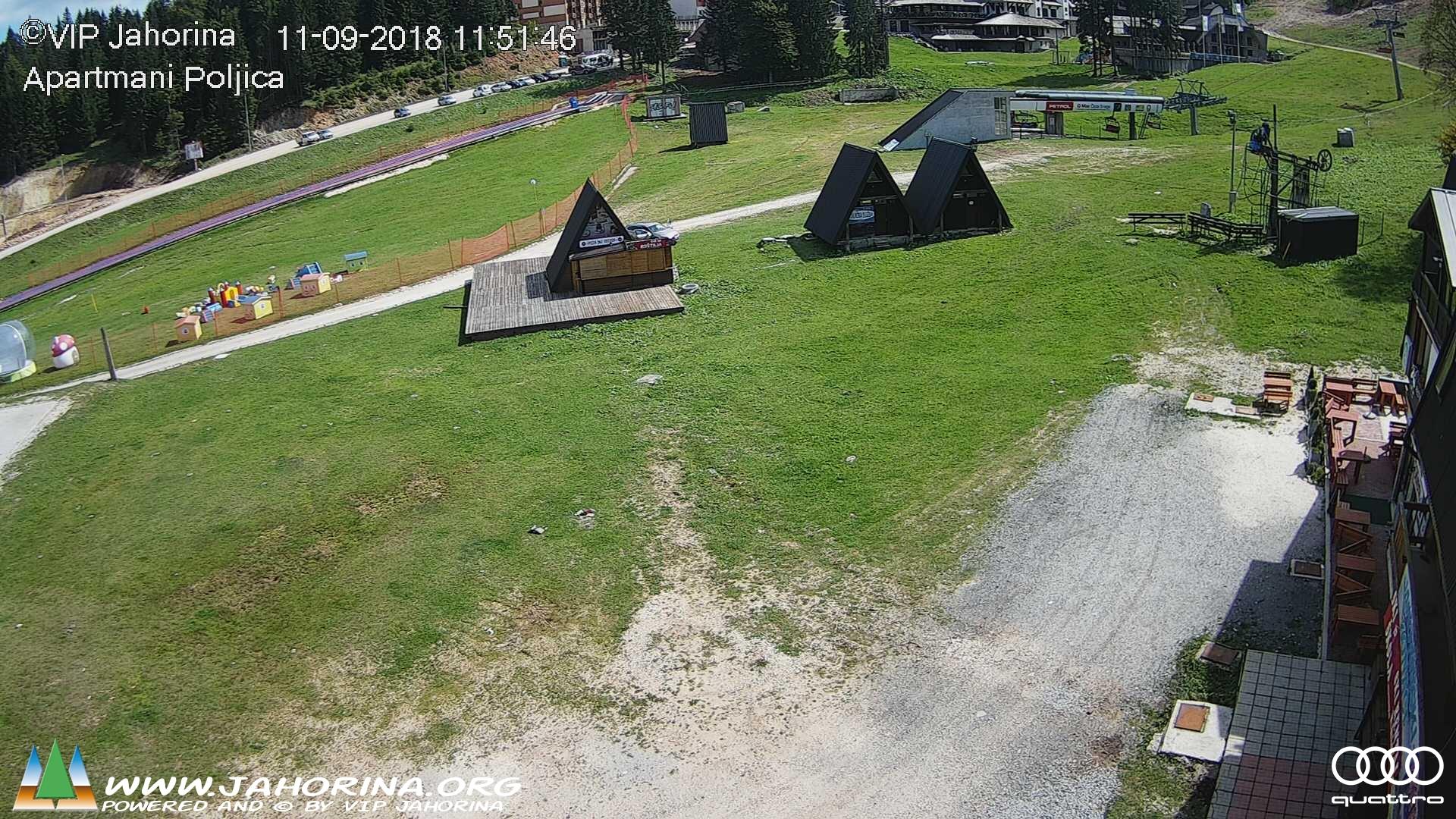 Webcam Jahorina Poljica