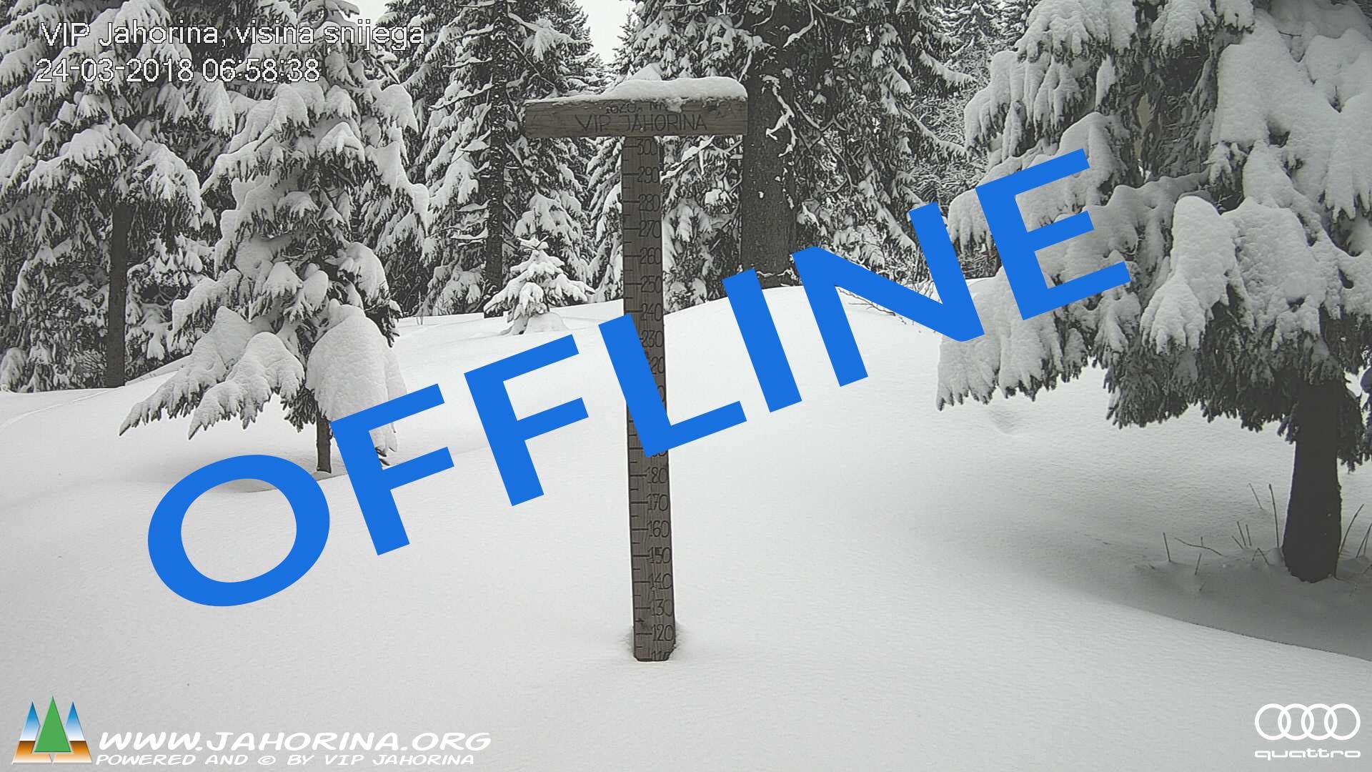 Visina snijega