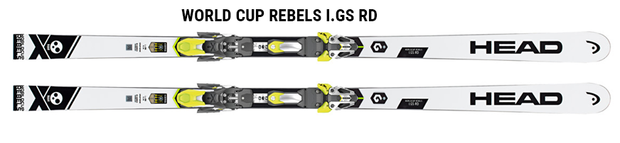 Head Worldcup Rebels I.GS