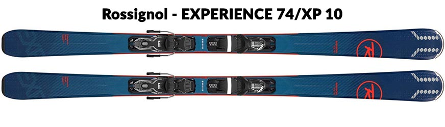 Rossignol EXPERIENCE 74/XP 10