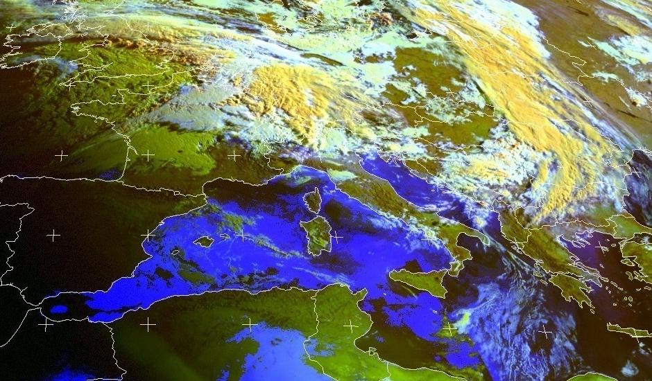 Meteo Satelit Prognoza Jahorina